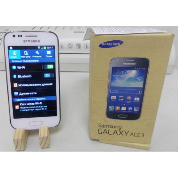 "Смартфон 4"" Samsung Galaxy Ace 3 GT-S7270"