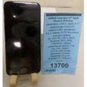 """Новый Смартфон 4.7""""  Apple iPhone 6 16 ГБ серый"""