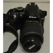 Зеркальный фотоаппарат Nikon D3100 Kit + сумка