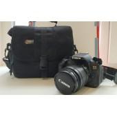 Зеркальный фотоаппарат Canon EOS 650D Kit 18-55mm черный