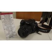 Фотоаппарат зеркальный Sony Alpha SLT-A58 Kit 18-55 Black