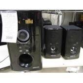 Компьютерная акустика 2.1 DEXP T500 (Bluetooth, USB, SD, 55Вт)