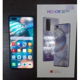 "Смартфон 6,57"" Honor 30 Pro+ 8/256Gb Midnight Black (новый)"