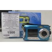 Цифровой фотоаппарат Double Screens Waterproof Digital Camera (водонепроницаемый)