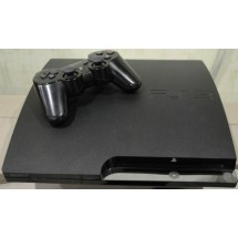 Игровая приставка Sony PlayStation 3 Slim 320 ГБ (прошитая)